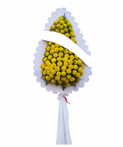 Çelenk kaynaklar çiçekçi