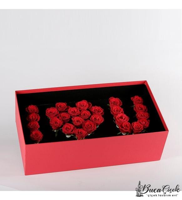 Star rose box